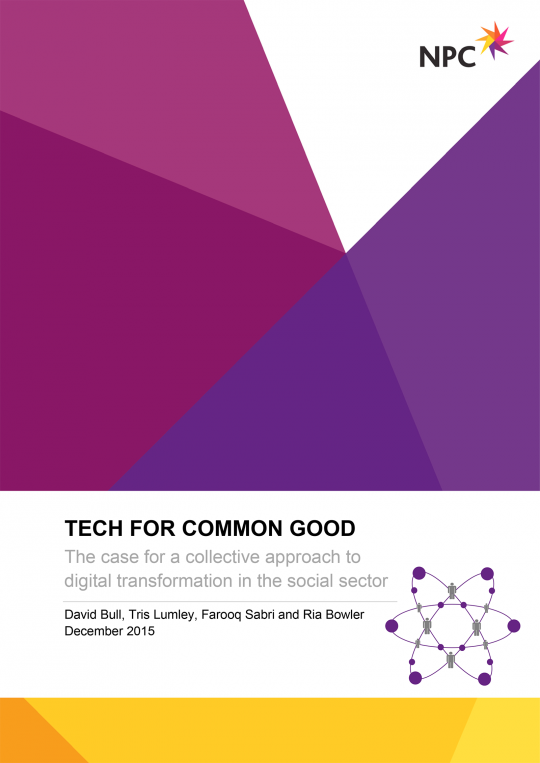 Tech for Common Good - cover